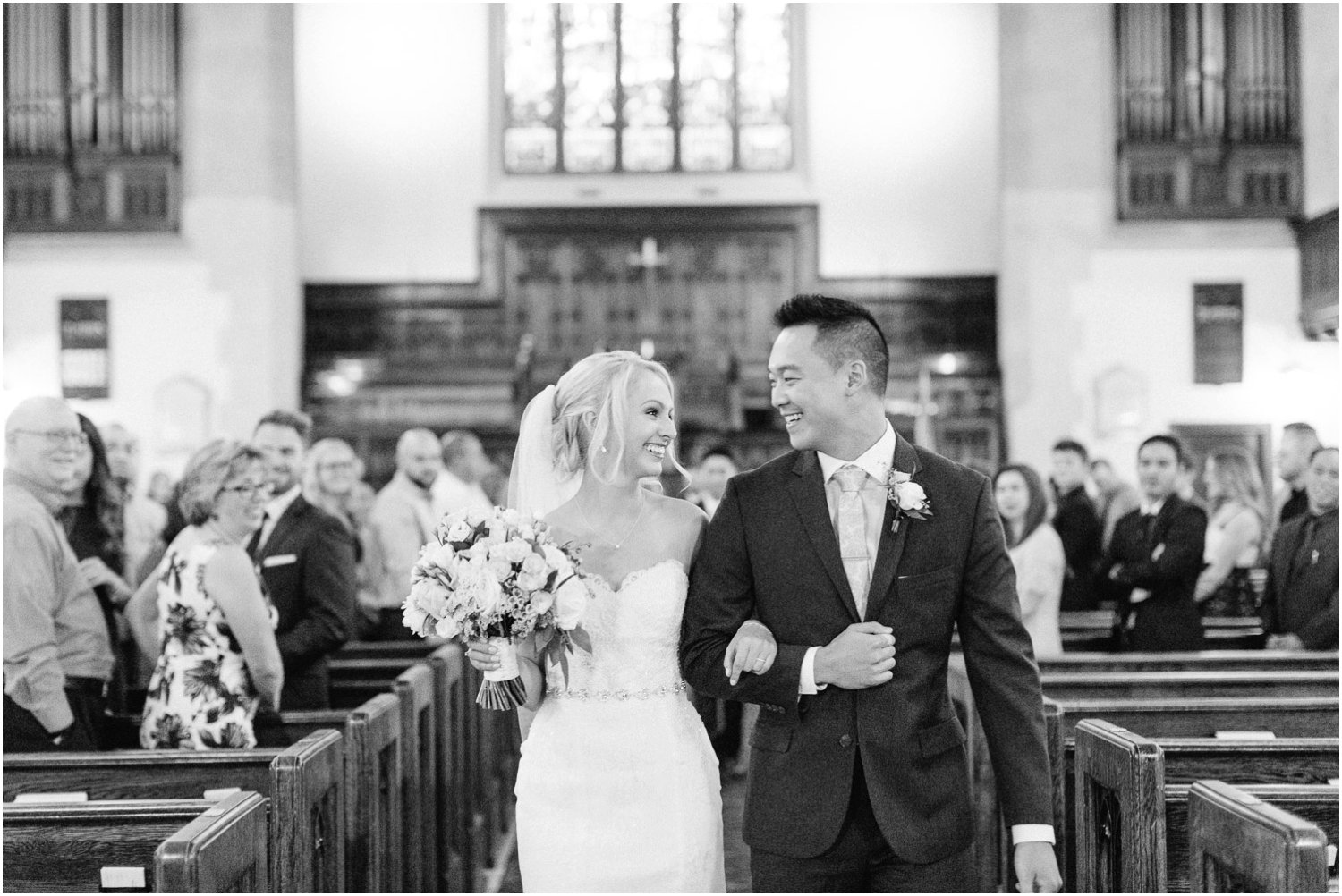 Knox united church wedding - Calgary Wedding Photographers_5167