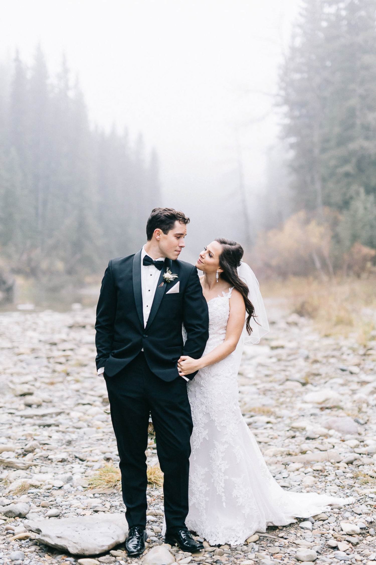 calgary wedding photographer canyon meadows golf course