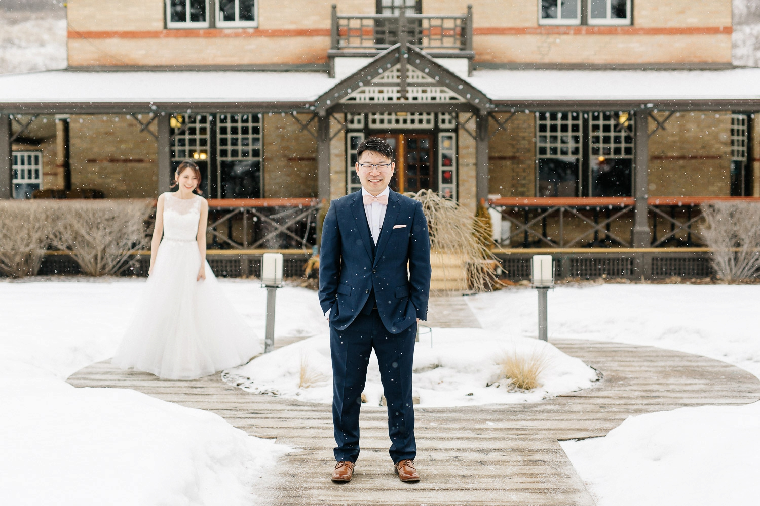 first look at bow valley ranche - Calgary Wedding Photographer_4350