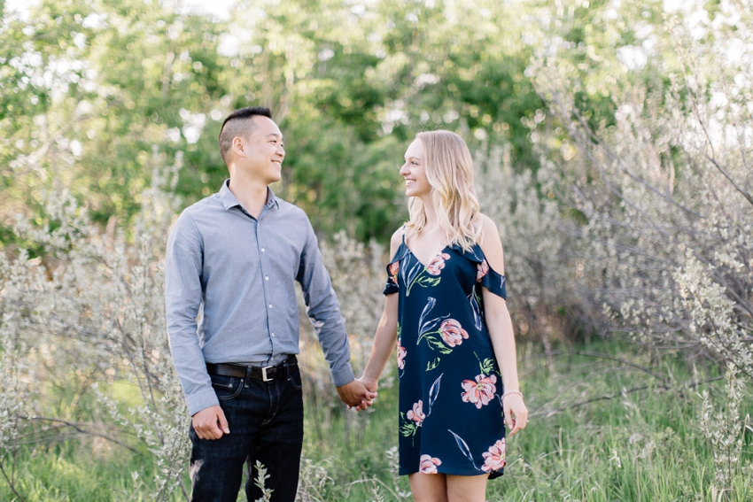 Nosehill park engagement - Calgary Wedding Photographer_4522