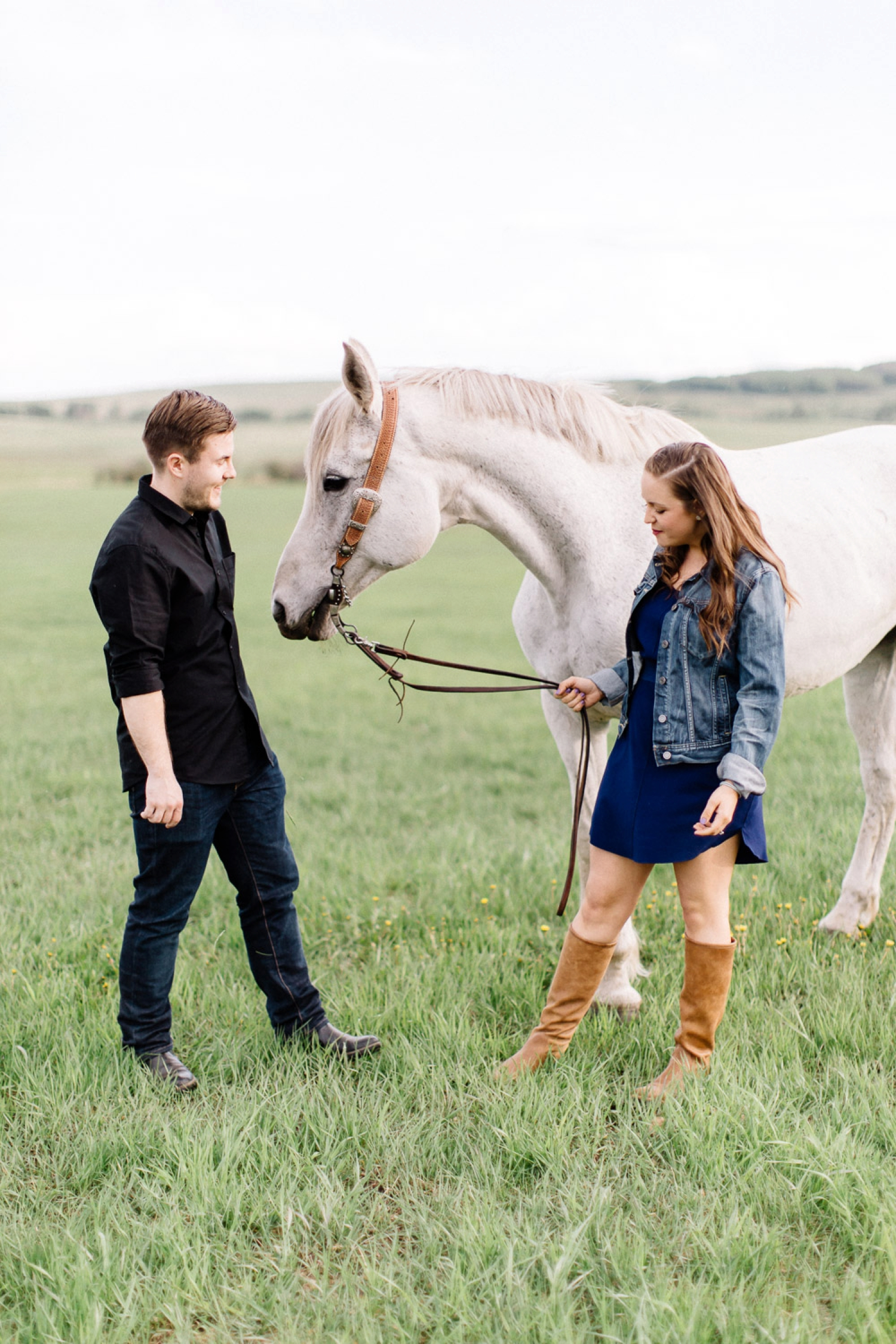 Turner valley engagement session - Calgary Wedding Photographer_4564