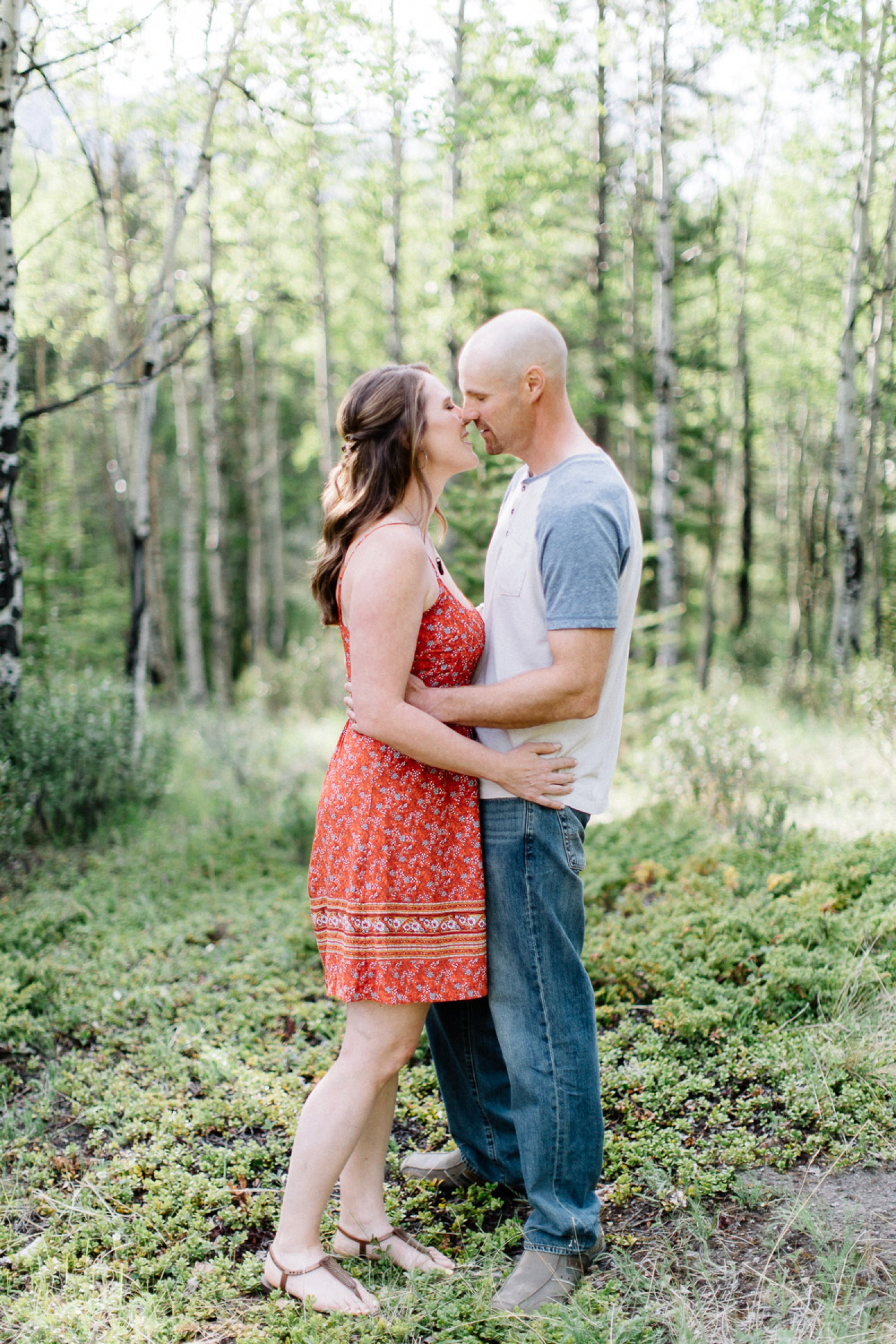 canmore engagement session - Calgary Wedding Photographer_4581