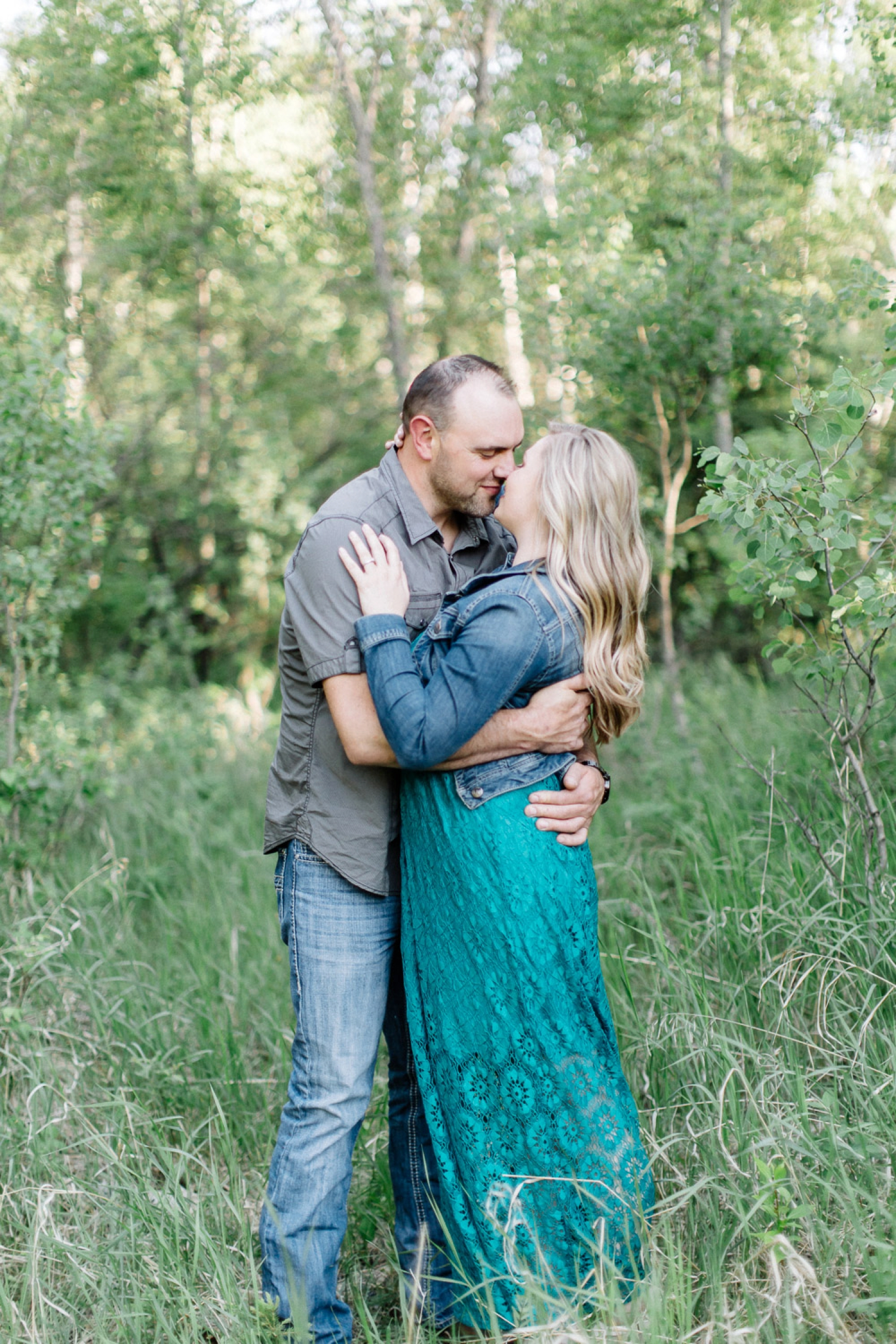 romantic engagement session - Calgary Wedding Photographer_4640