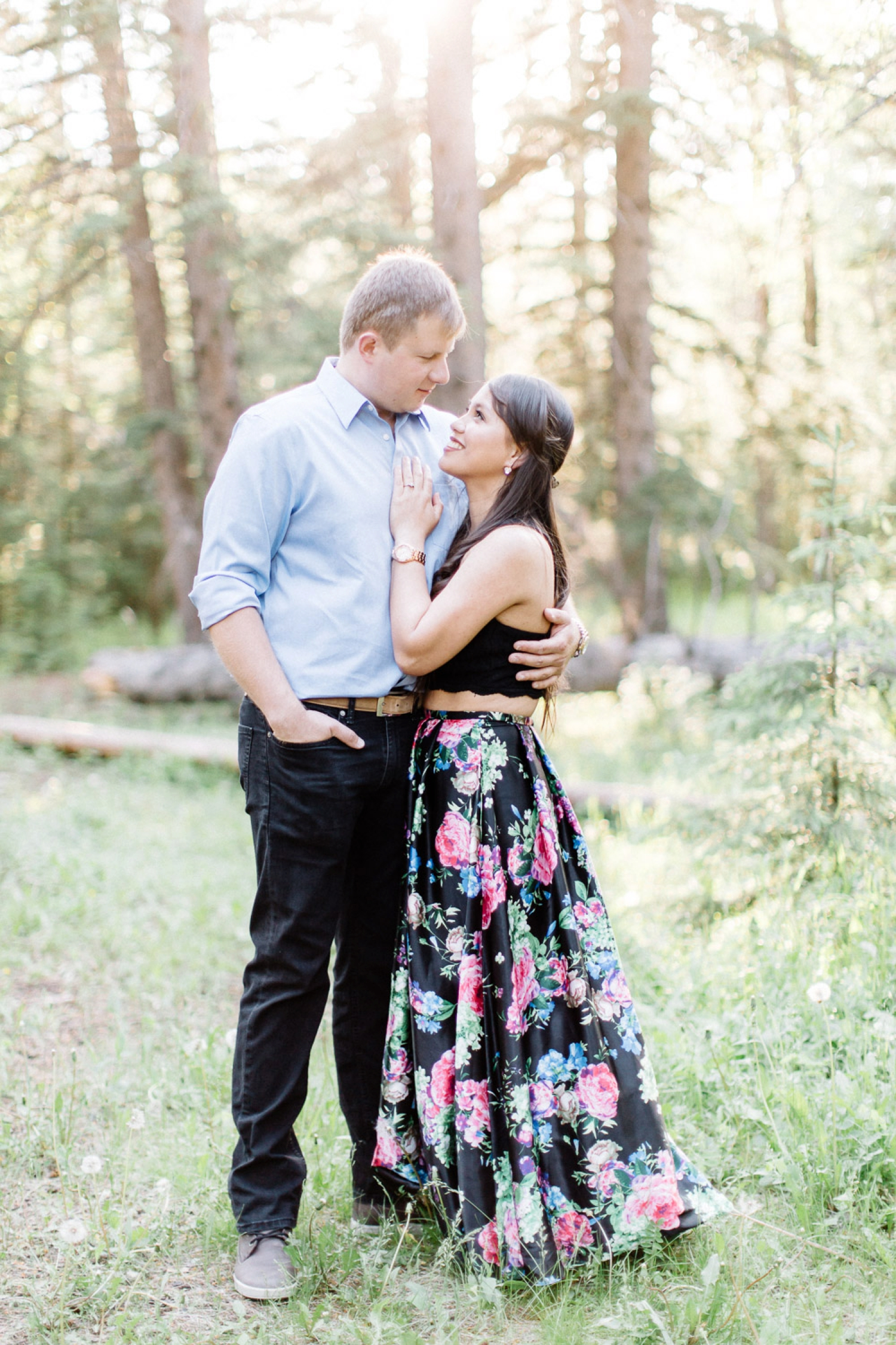 romantic engagement session - Calgary Wedding Photographer_4654