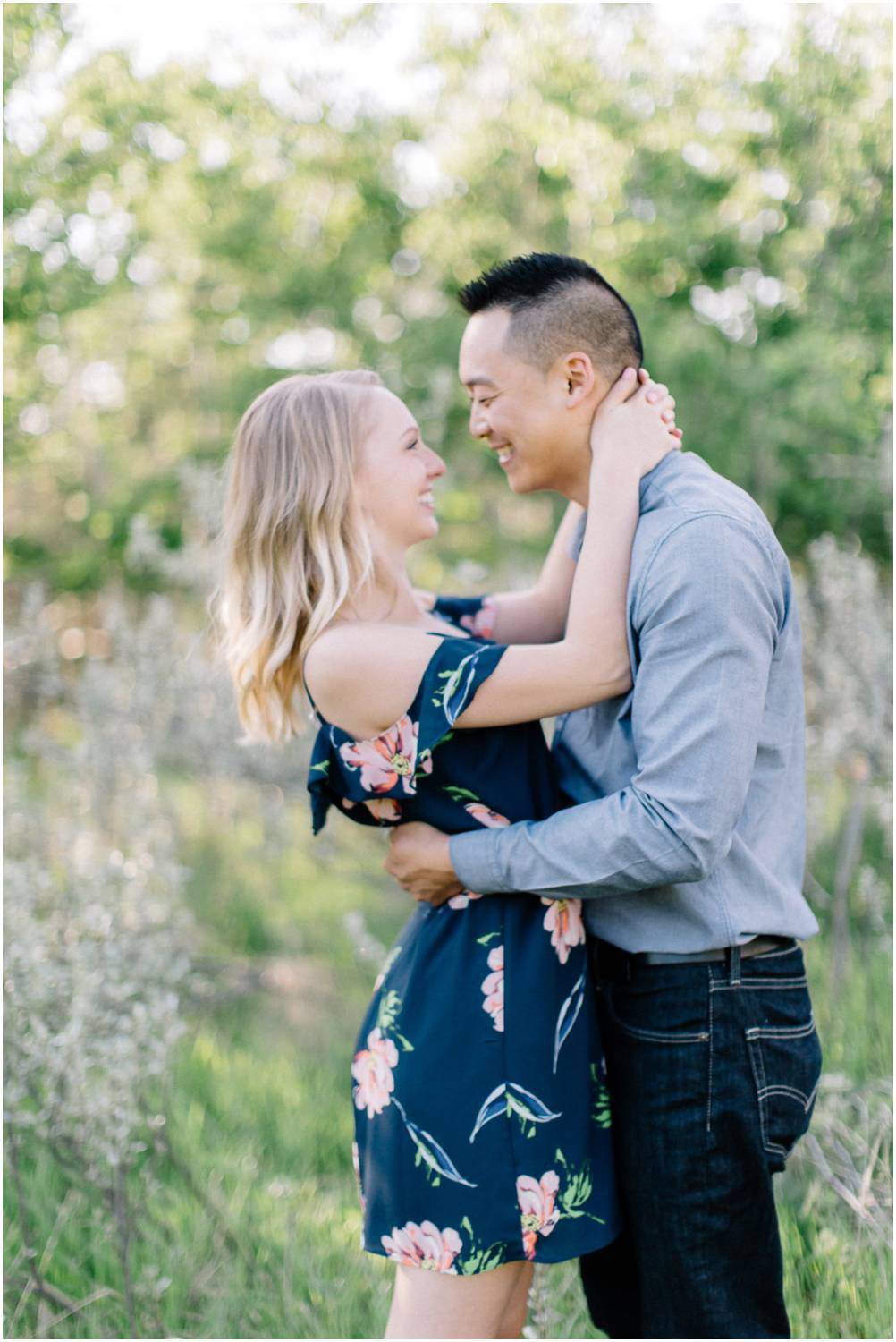Nosehill Park Engagement - Calgary Wedding Photographer_4738