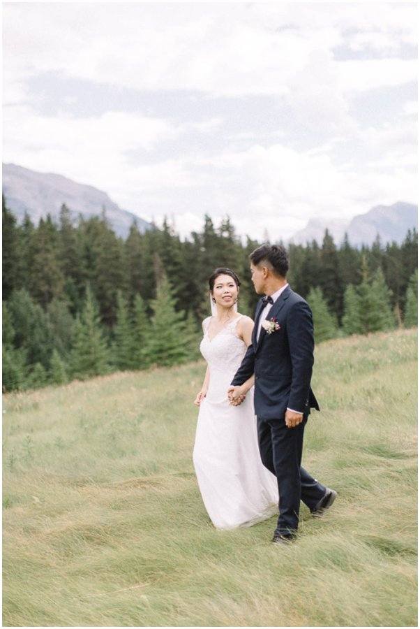 canmore elopement photographer - canmore wedding photographers