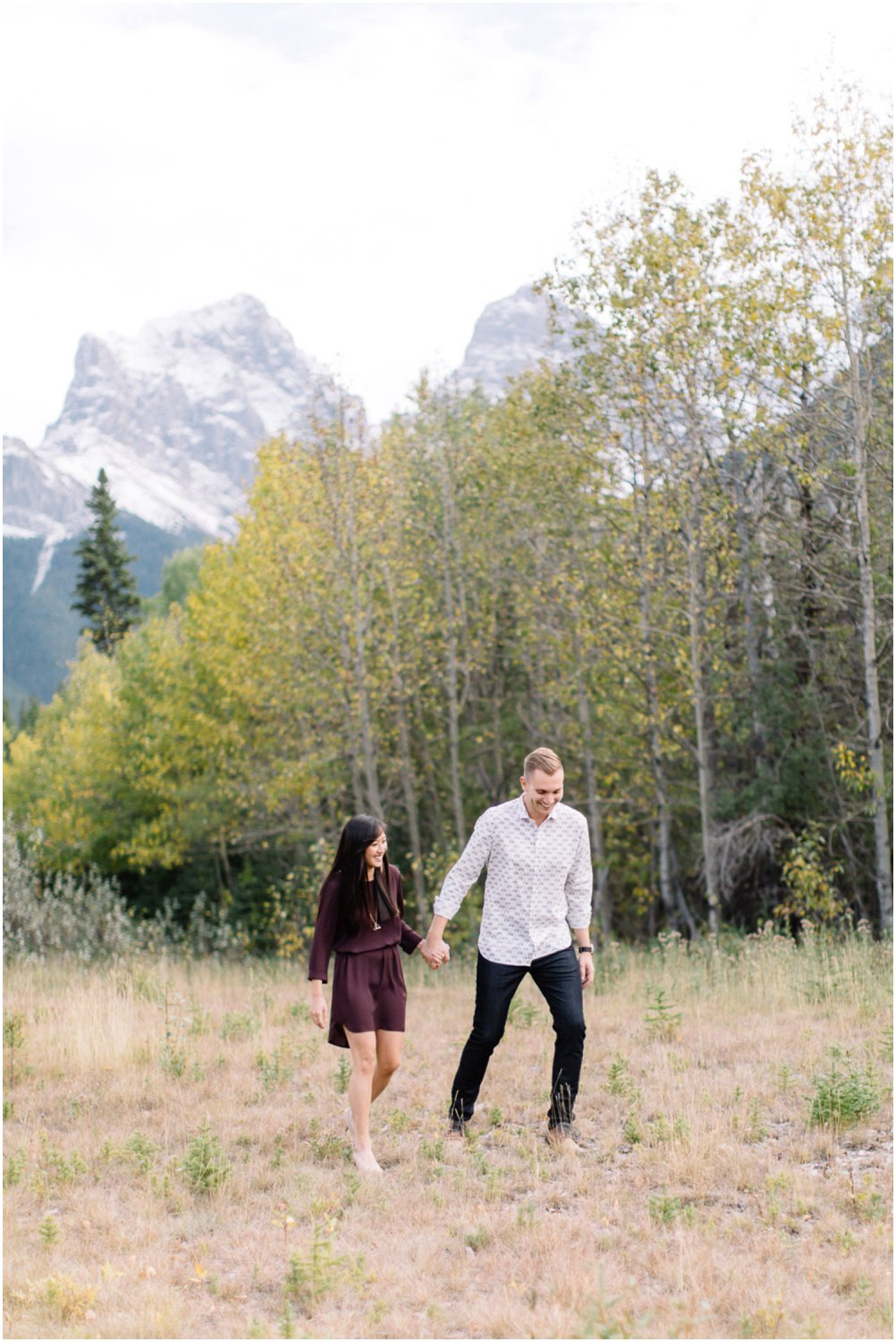 Canmore engagement session - Calgary Wedding Photographer_5035