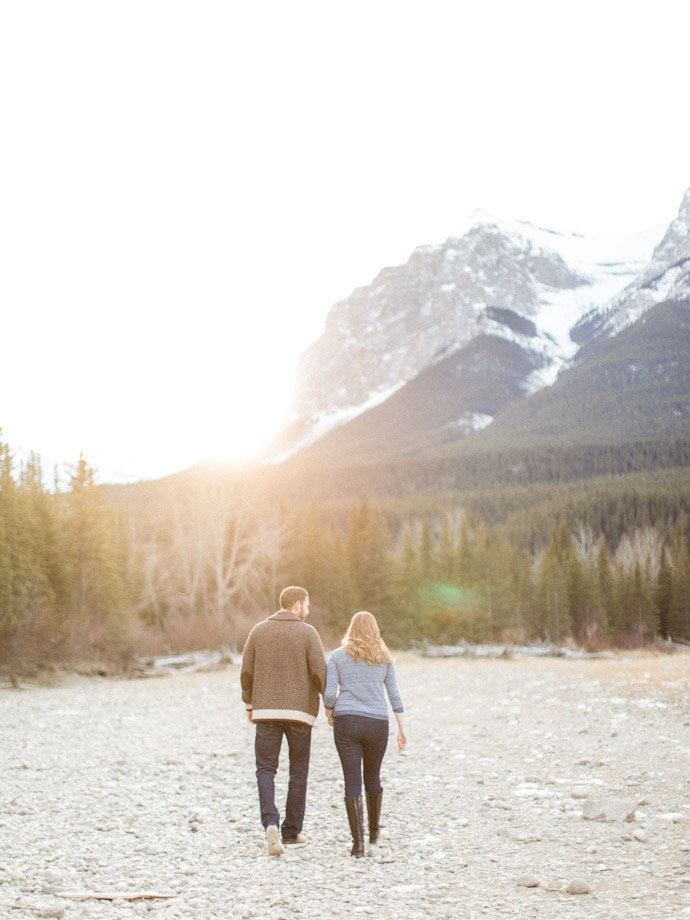 Canmore engagement session - Calgary Wedding Photographers-7