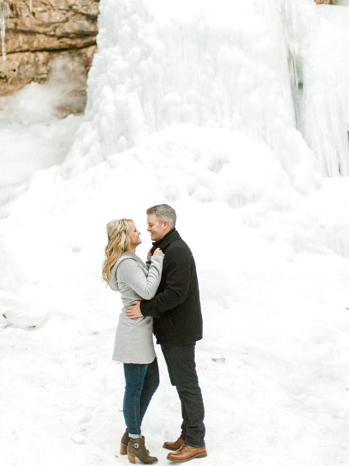 Troll falls engagement session - Calgary Wedding Photographers-38