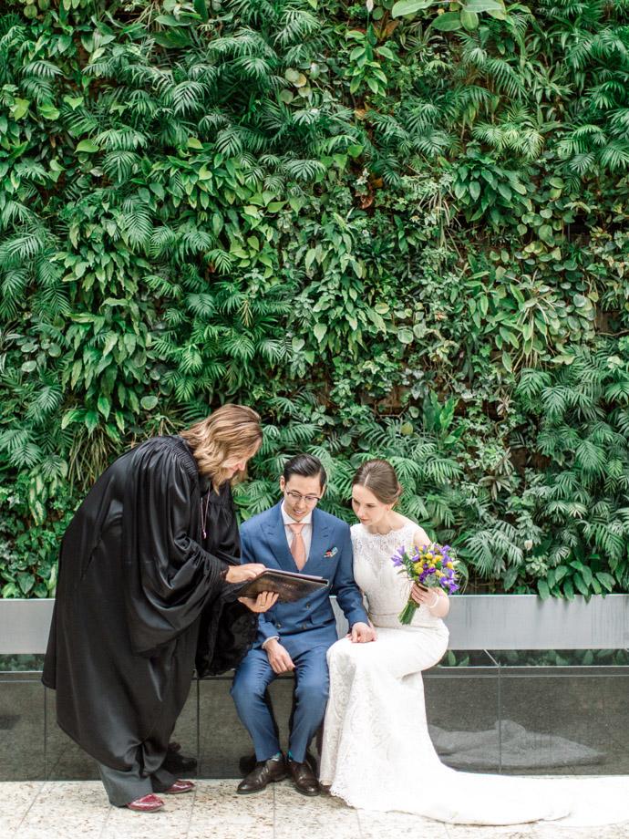 jamieson place wedding - calgary elopement photographer