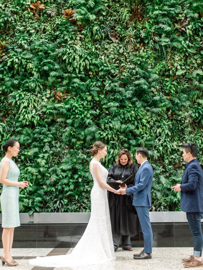 Winter Garden Wedding - Calgary Wedding Photographers-6