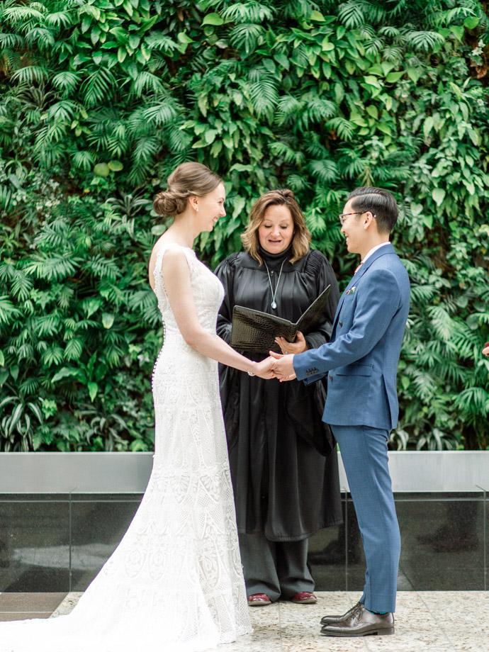 jamieson place winter garden wedding - calgary elopement photographer