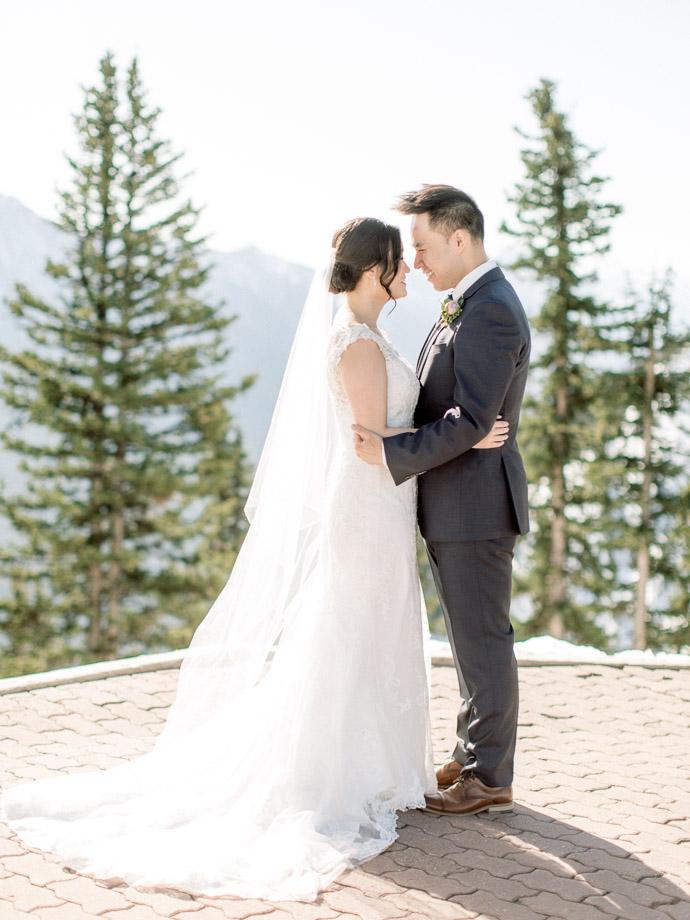 Banff Gondola Wedding - Banff Wedding Photographer