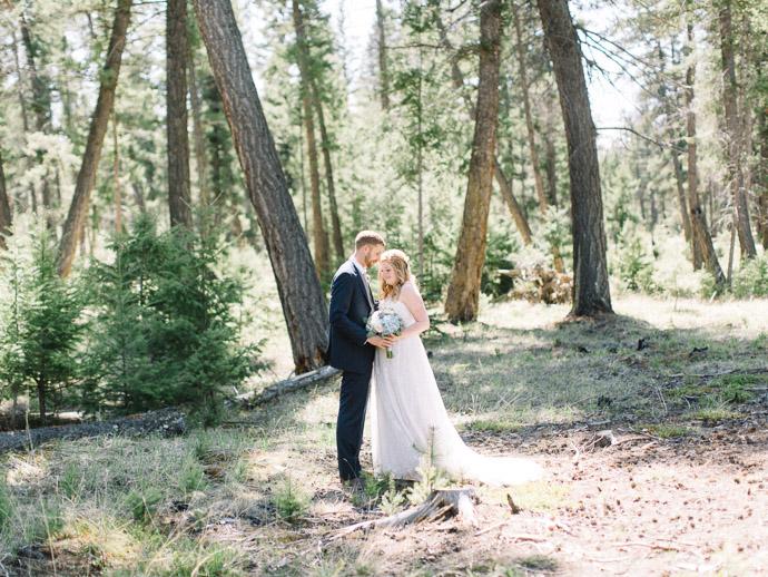 Lake Annette Jasper Wedding - Jasper Wedding Photographers