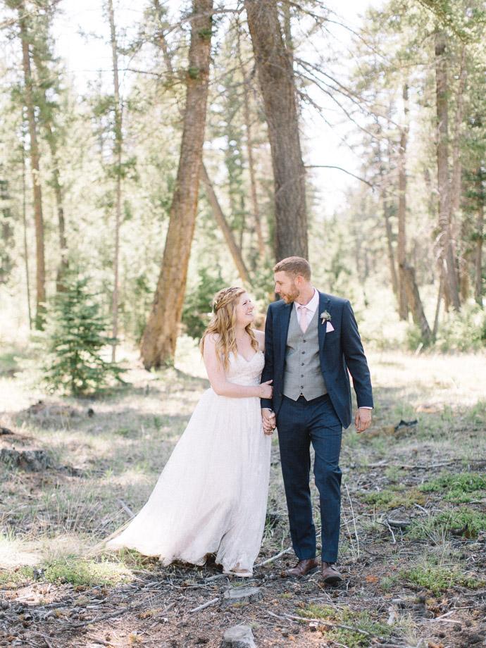Fairmont Jasper Park Lodge Wedding - Jasper Wedding Photographers