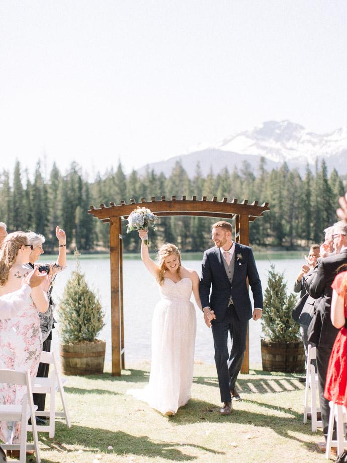 Jasper Park Lodge Wedding - Jasper Wedding Photographers