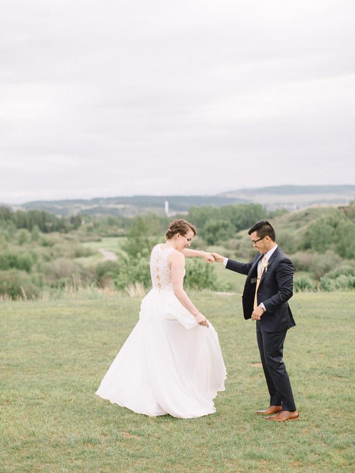 cochrane ranchehouse wedding