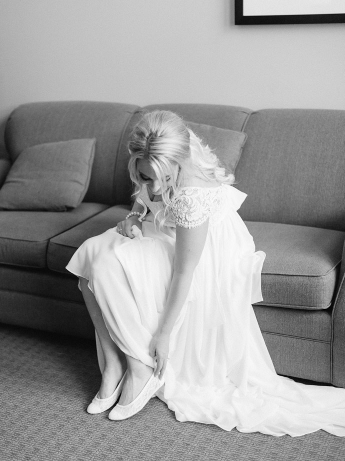 getting ready - Panorama Ski Resort Wedding-21