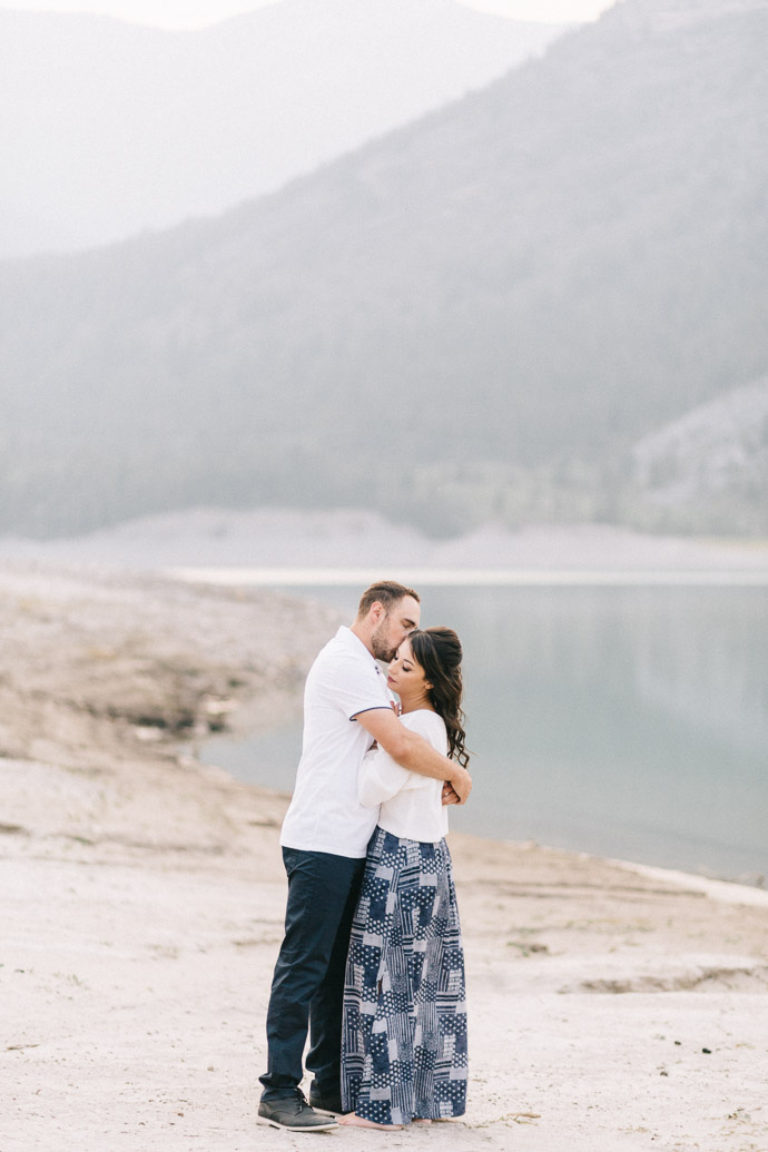Barrier Lake Engagement Session-7