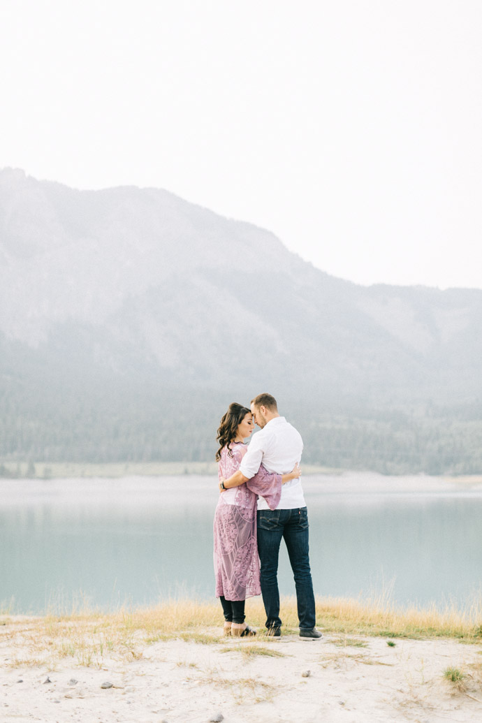 Engaged - Barrier Lake Engagement Session-6