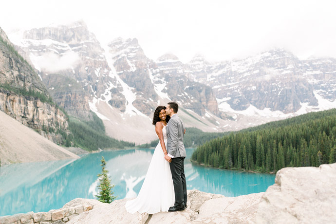 proposal at moraine lake