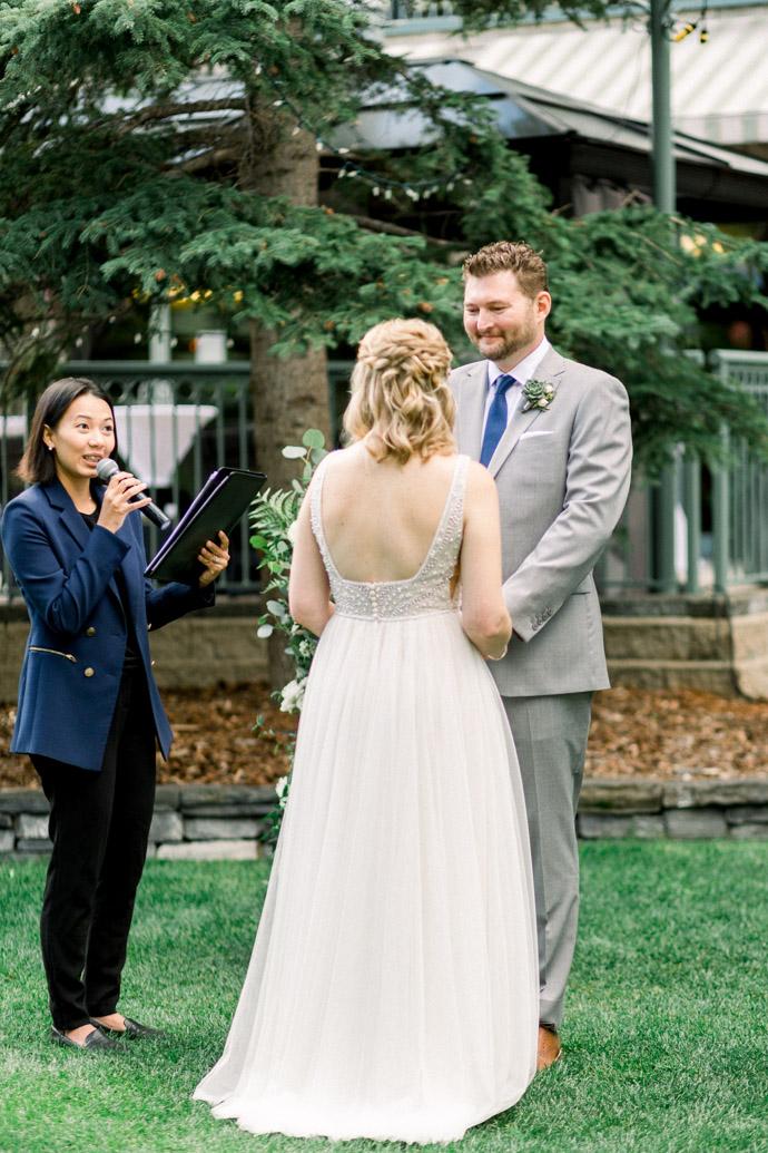 Rimrock Hotel Wedding